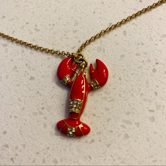 "J. Crew Jewelry - JCREW Lobster 14"" gold chain"